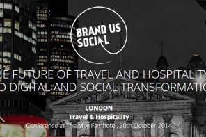 THE CONFERENCE TO ATTEND: MEET FACEBOOK, GOOGLE, TRIPADVISOR & CELEBRITY CHEFS