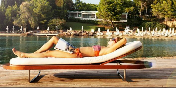 Seóra Is An Exclusive Luxury Outdoor Furniture Brand Based In London And  Milan, With Every Piece Being Handcrafted In Italy. The Riviera Sunbed Has  Been ...
