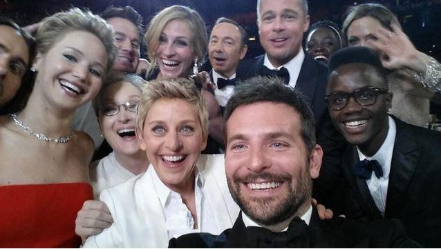 Credit: http://www.hollywoodreporter.com/sites/default/files/imagecache/675x380/2014/03/ellen_selfie_oscars.jpg