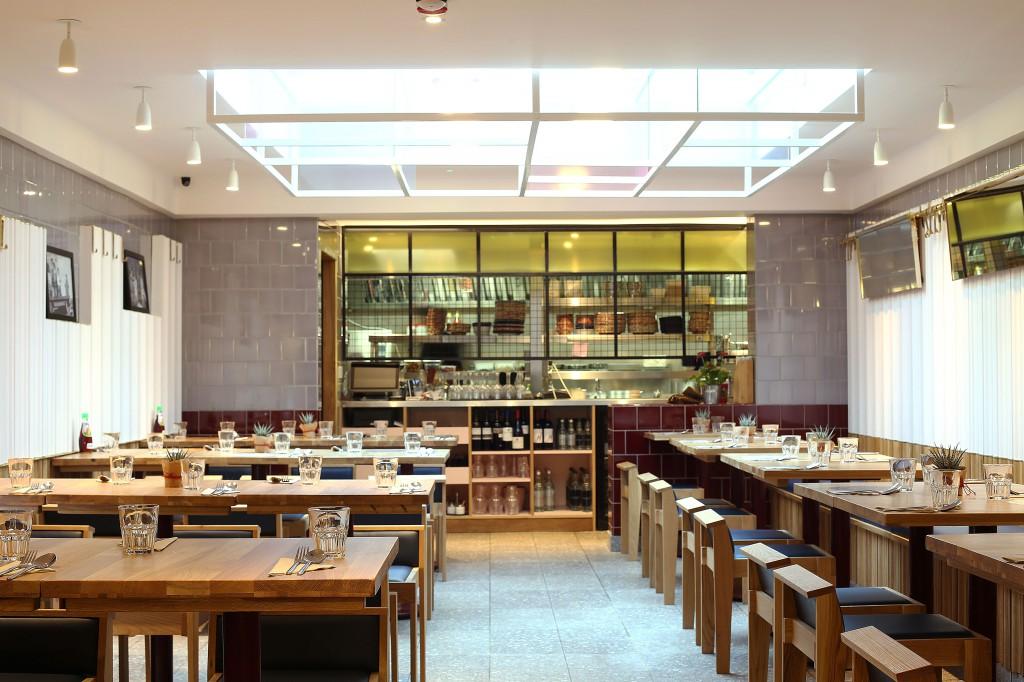 Rosas Thai Cafe, Angel, London.