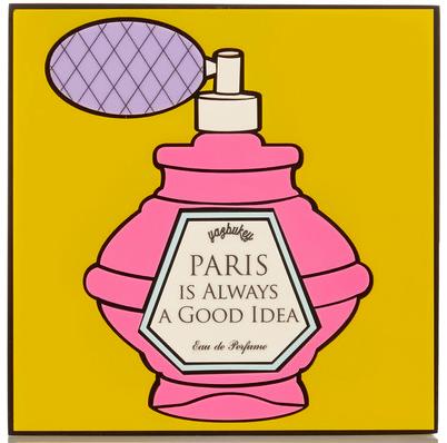 FINDS + Yazbukey Le Perfume Plexiglas® clutch