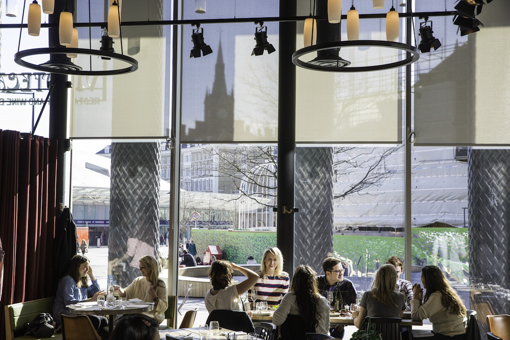 Vinoteca, Restaurant and Wine Shop, One Pancras Square, King's Cross