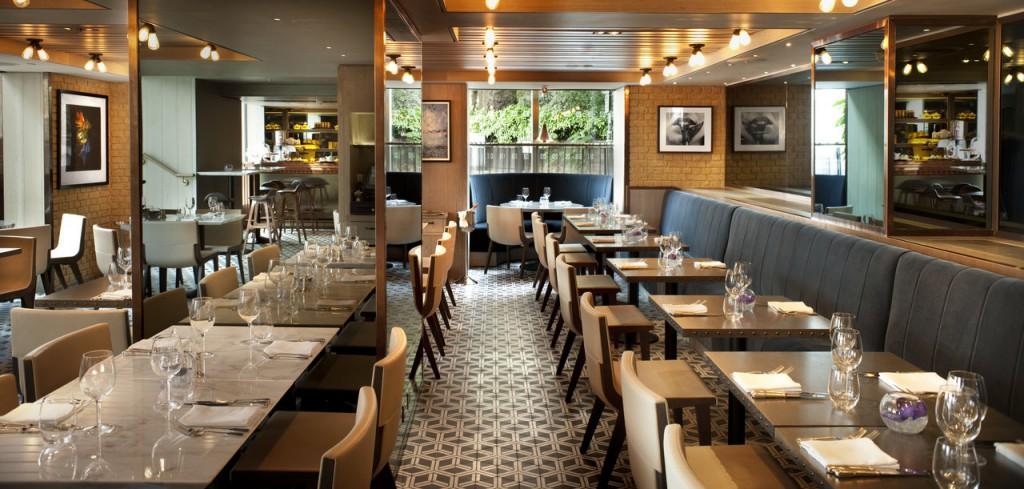 Belgraves Pont St Restaurant