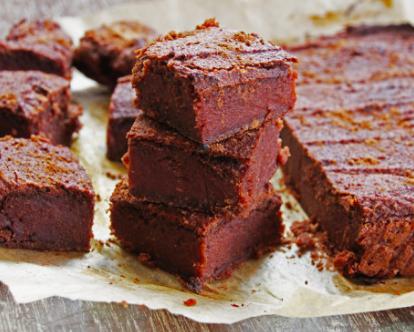 sweet pototo brownies -Ella.41