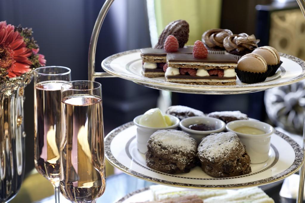 Flemings Chocoholic Afternoon Tea