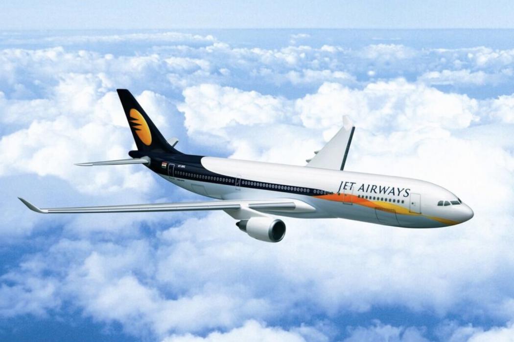 jet airways flight status