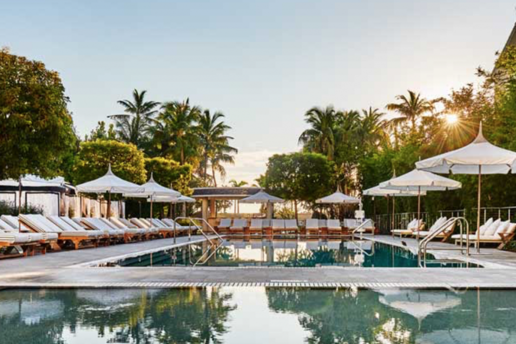 Luxury In Miami Nautilus South Beach A Sixty Hotel